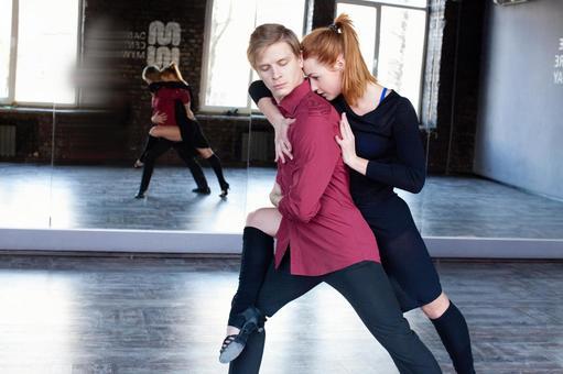 Dancing in a duet 4