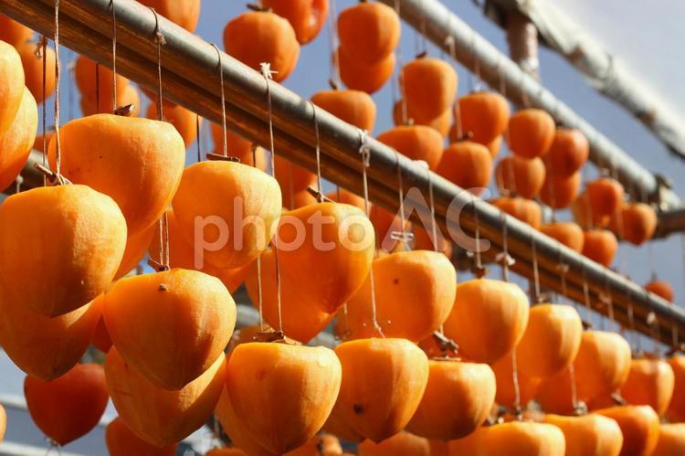 干し柿2の写真