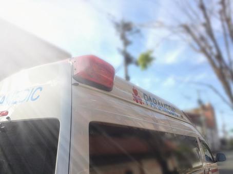 Emergency car 17042202