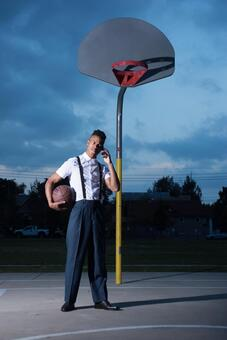 Foreigner who plays basketball 12