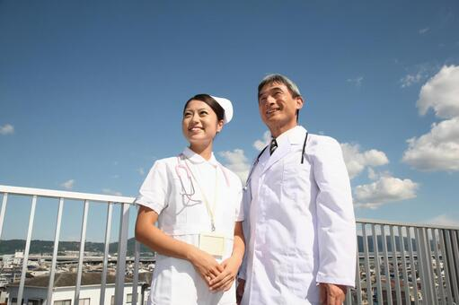 Doctors and nurses 4