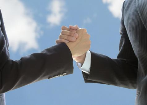 Business image-cooperation