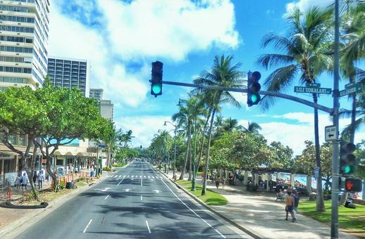 Image of Waikiki of Corona