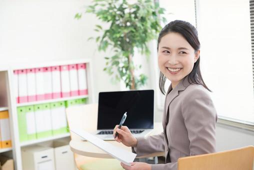 Office work woman 54