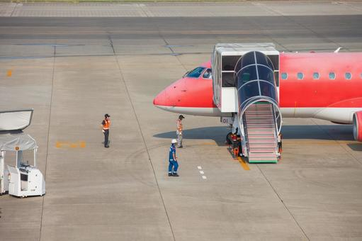 Flight machine 64