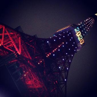 東京塔燈亮2020