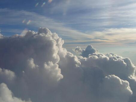 Cloud sky picture 012