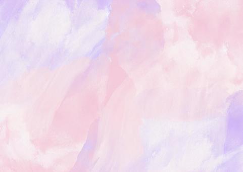 Watercolor watercolor style watercolor paint background texture texture purple