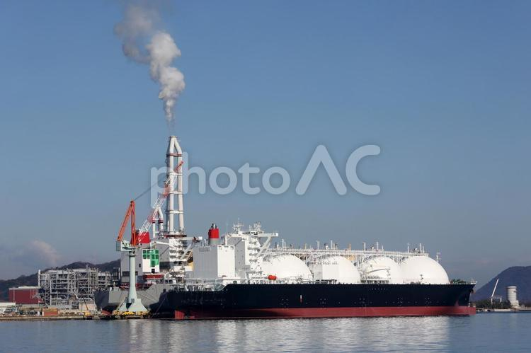 LPGタンカーの写真