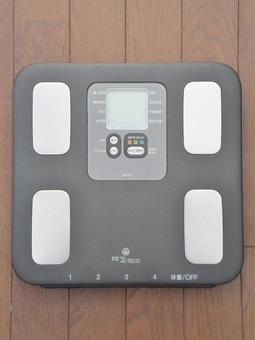 Weight scale 1