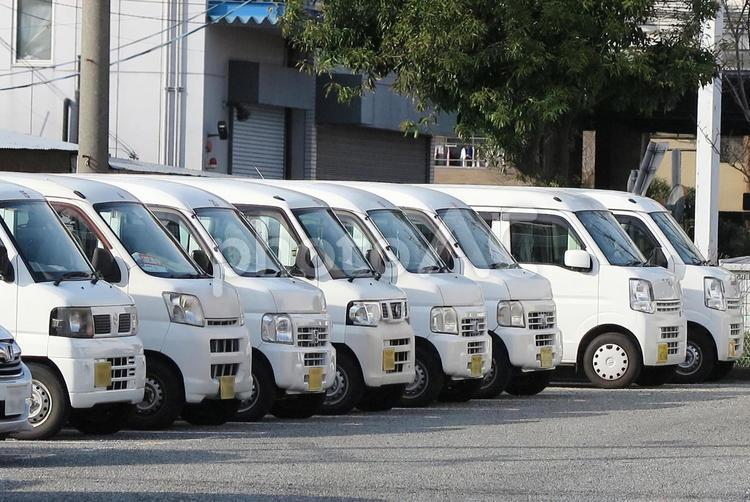商用車 営業車の写真