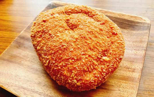 카레 빵 1