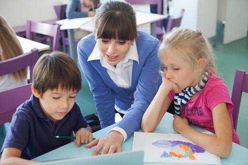 小学生用电脑,老师7