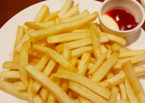 French fries 0126