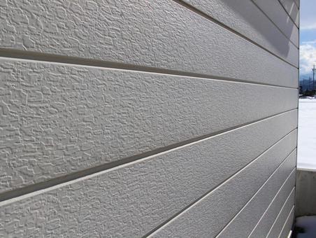 Prefabricated garage / warehouse