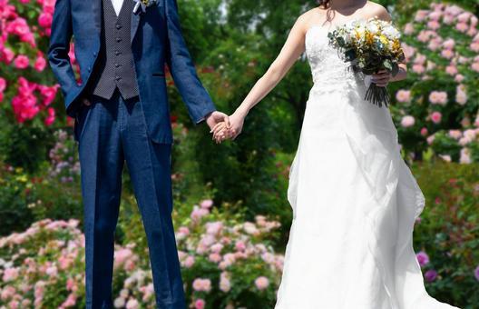 Garden wedding wedding