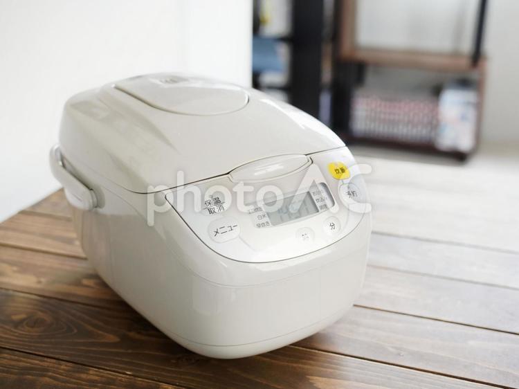 Airbnbイメージ・炊飯器の写真