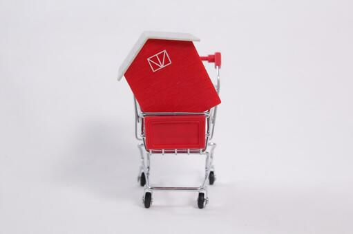 Shopping cart 44