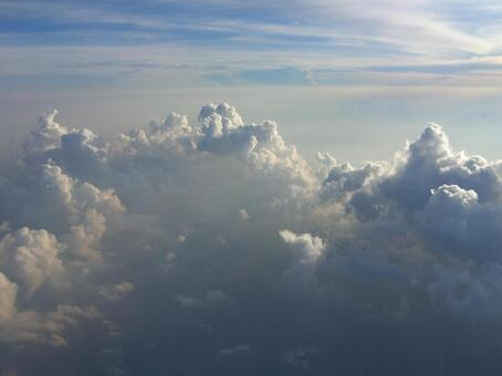 Aerial view of the cloud 008