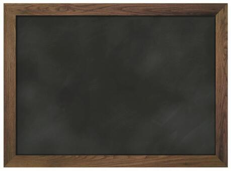 Dirty blackboard