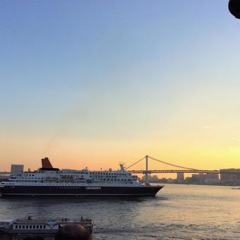 Tokyo Bay Nippon Maru
