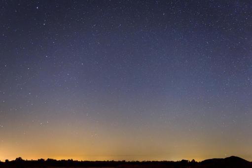 밤하늘의 별빛 2