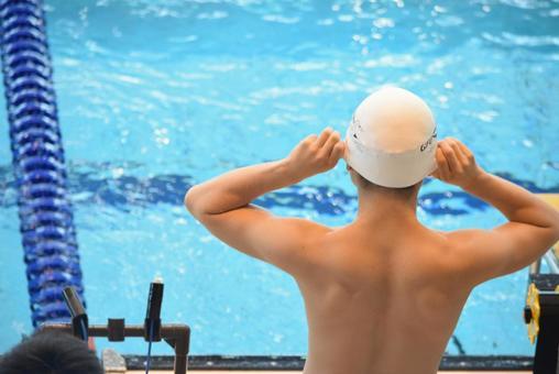 Swimmer's back