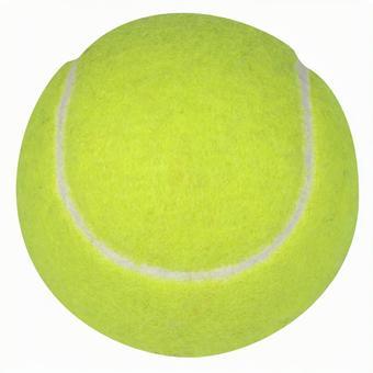 Clip material tennis ball 1