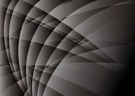 黑色流線抽象背景素材