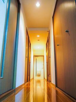 Corridor of apartment