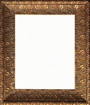 Antique gold color frame 2