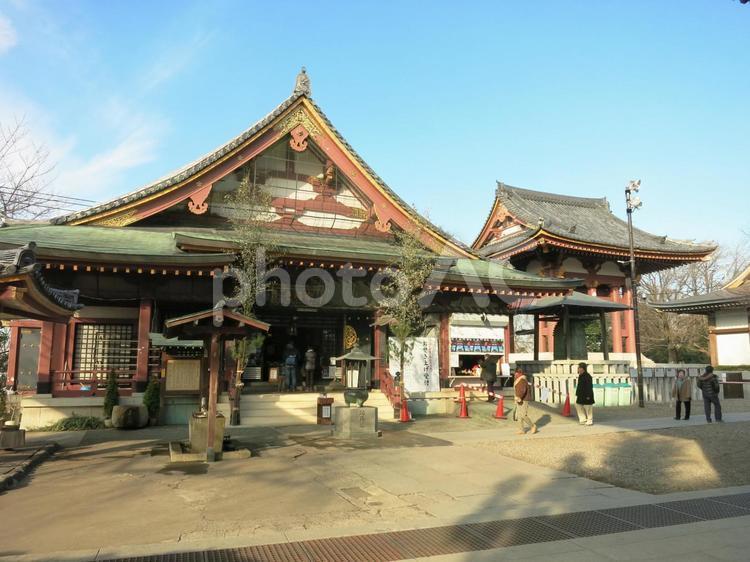 池上本門寺の写真
