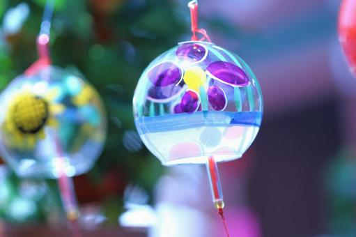 Festival wind chimes 6