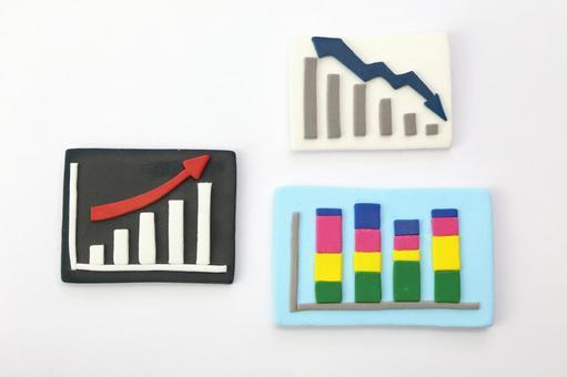 Clay Art Bar Chart 6