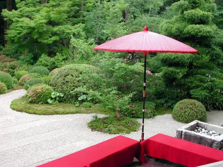 Points umbrellas are beautiful