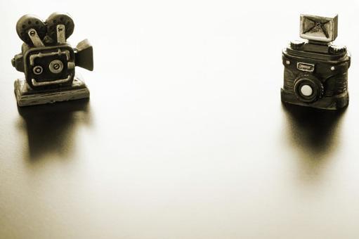 Camera Sepia