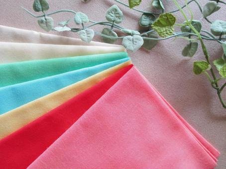彩色懸垂(春季形象)