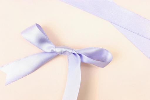 色带的色带紫丝带质感结