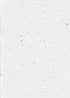 Japanese paper white paper gilt silver foil elegant