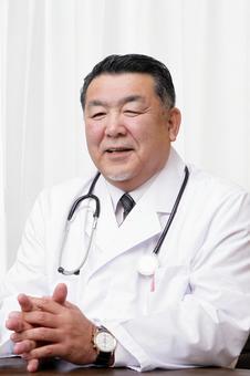 Doctor Doctor White Coat
