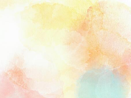 Watercolor mixed background image