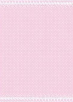 Pink dot background _ vertical
