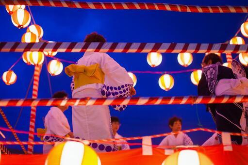 Summer festival oar 3