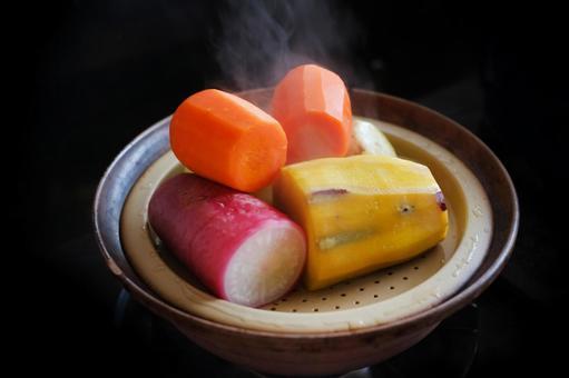 따뜻한 야채
