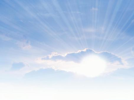 Sky and the sun 161128