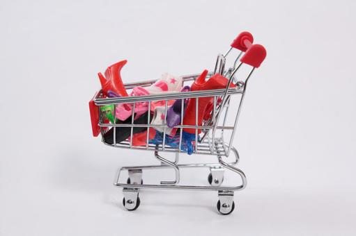 Shopping cart 57