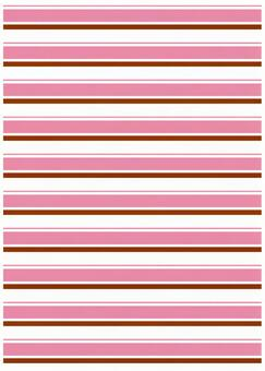 Background Material · Design · Pink, white border