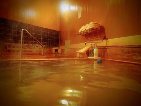 온천 목욕