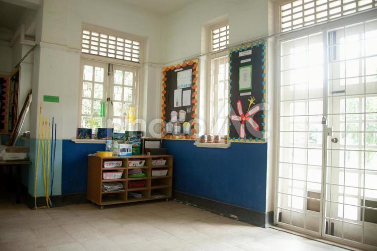 海外の教室2の写真