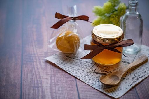 순수 국산 꿀